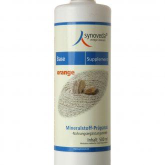 Base Orange Supplement - Synoveda Nahrungsergänzung