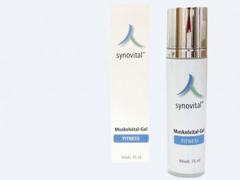 Synovital Muskelvital-Gel - Sport & Freizeit