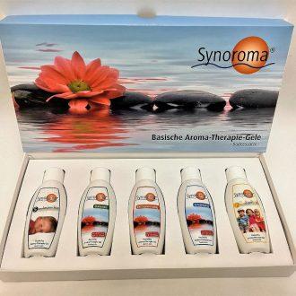 Geschenkset Kinderbäder - Aromatherapie