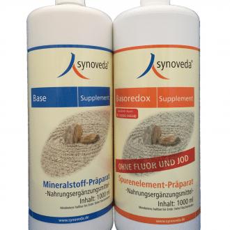 Synoveda Set 1000ml - Mineralstoffe + Spurenelemente