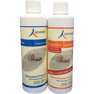 Synoveda Set 250ml - Mineralstoffe + Spurenelemente